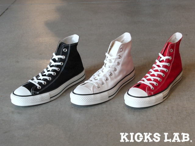 065fdfb1bd9d KICKSLAB. - STORE(ストア)ブログ  Converse Canvas All Star J HI OX ...